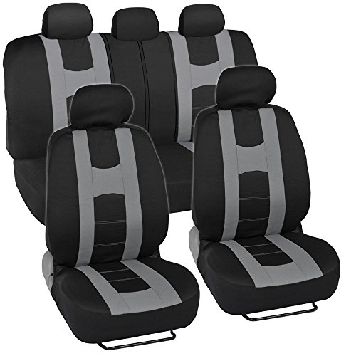 brown car seat covers for women - 7