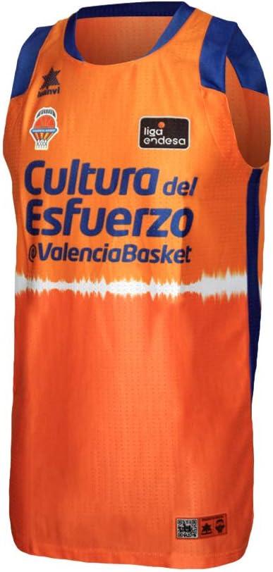 Valencia Basket Camisetas de Juego Hombres: Amazon.es: Deportes y aire libre