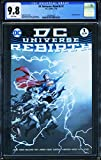 DC Universe Rebirth #1 - CERTIFIED CGC 9.8