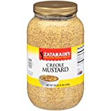 Zatarain's, Creole Mustard, 1 Gallon (4 Count)