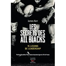 Les secrets des All Blacks (French Edition)