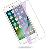 [2 Pack] iPhone 8 Plus/iPhone 7 Plus Tempered Glass by EMETRO Anti Blue Light [Eye Protect] 9H Hardness 3D Touch Compatible Anti-Scratch, Tempered Glass for iPhone 7 P and iPhone 8 P