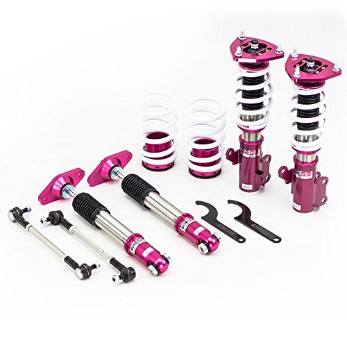 Godspeed(MSS0149) MonoSS Coilovers For Hyundai Genesis Coupe 11-15, Set of 4 ()