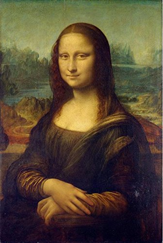 ['Leonardo Da Vinci-Mona Lisa,16th Century' Oil Painting, 24x36 Inch / 61x91 Cm ,printed On Perfect Effect Canvas ,this Beautiful Art Decorative Prints On Canvas Is Perfectly Suitalbe For Gym Decor And Home Gallery Art And] (16th Century Costumes For Sale)
