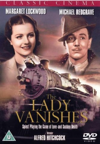 The Lady Vanishes (1938) [DVD] by Margaret Lockwood B01I07770U