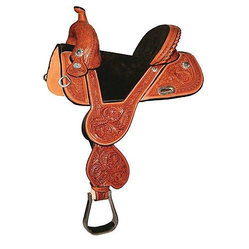 Circle Y Fischer Daisy Short Horn Saddle 14.5 Reg