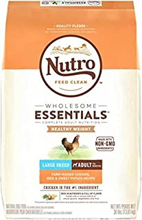 product image for Nutro Natural Choice Dry Dog Food - Large Breed, Weight Management, 35 lb.