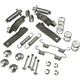 Eckler's Premier Quality Products 25-121911 - Corvette Parking Brake Rebuild Kit Stainless Steel