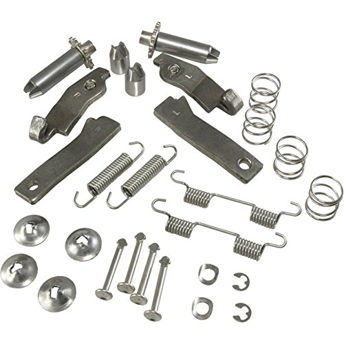 Eckler's Premier Quality Products 25-121911 - Corvette Parking Brake Rebuild Kit Stainless Steel by Premier Quality Products