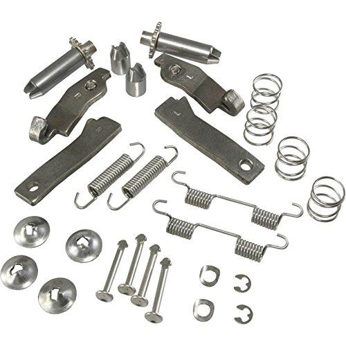 Ecklers Premier Quality Products 25-121911 Corvette Parking Brake Rebuild Kit Stainless Steel