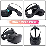 BeswinVR Head Strap for Oculus Quest- Halo
