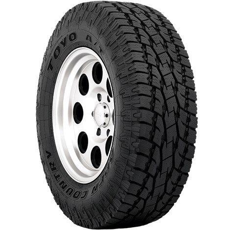 TOYO OPEN COUNTRY AT II 4PLY BW - P275/55R20 111S