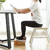 StrongTek Foot Rest Under Desk, Step Stool, Balance
