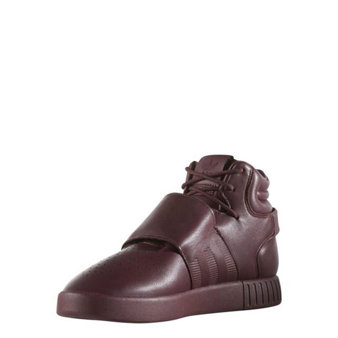 Adidas Tubular Invader Strap MaroonMaroon BW0873 Men's Size 10