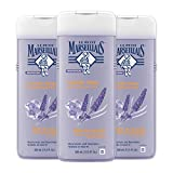 Cheap Le Petit Marseillais Extra Gentle Shower Crème with Lavender Honey, Moisturizing & Nourishing French Body Wash pH Neutral for Skin, 13.5 fl. oz