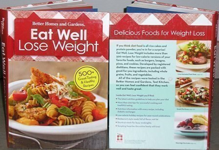 Better Homes and Gardens Eat Well Lose Weight Jeanne Ambrose; Sheena Chihak RD