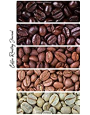 Coffee Roasting Journal: Coffee Log | Coffee Roasting Log Book | Over 100 Roasting Log Pages | 6 x 9 Sized | Easy to Fill In Template | Record Time and Temperature of Each Roast | Maximize Your Brewing Success by Managing Your Roasts