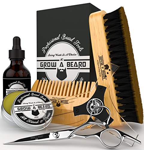 Beard Grooming Conditioner Products Bristle