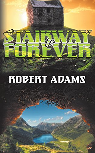 book cover of The Stairway to Forever