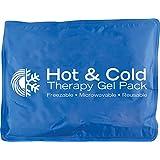 Hot & Cold Gel Reutilizable. Pack, Azul, 1