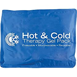 "Hot & Cold Reusable Gel Pack, 11"" x 14"""