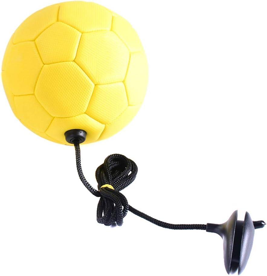 Delisouls Fútbol Patada Entrenador, Fútbol Entrenamiento Balón de ...