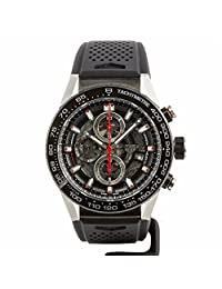Tag Heuer Carrera swiss-automatic mens Watch CAR2A1Z-0 (Certified Pre-owned)