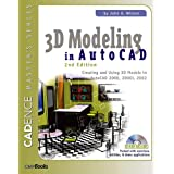 3D Modeling in AutoCAD, Second Edition