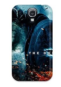 Best New Design Shatterproof Case For Galaxy S4 (joker The Dark Knight)