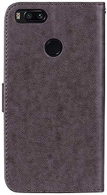 Amazon.com: Xiaomi Mi 5X case Xiaomi Mi A1 case Rose Pattern ...