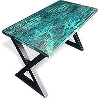 UMBUZÖ Handcrafted Modern Wood Desk