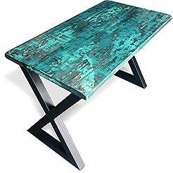 UMBUZ  Handcrafted Modern Wood Desk