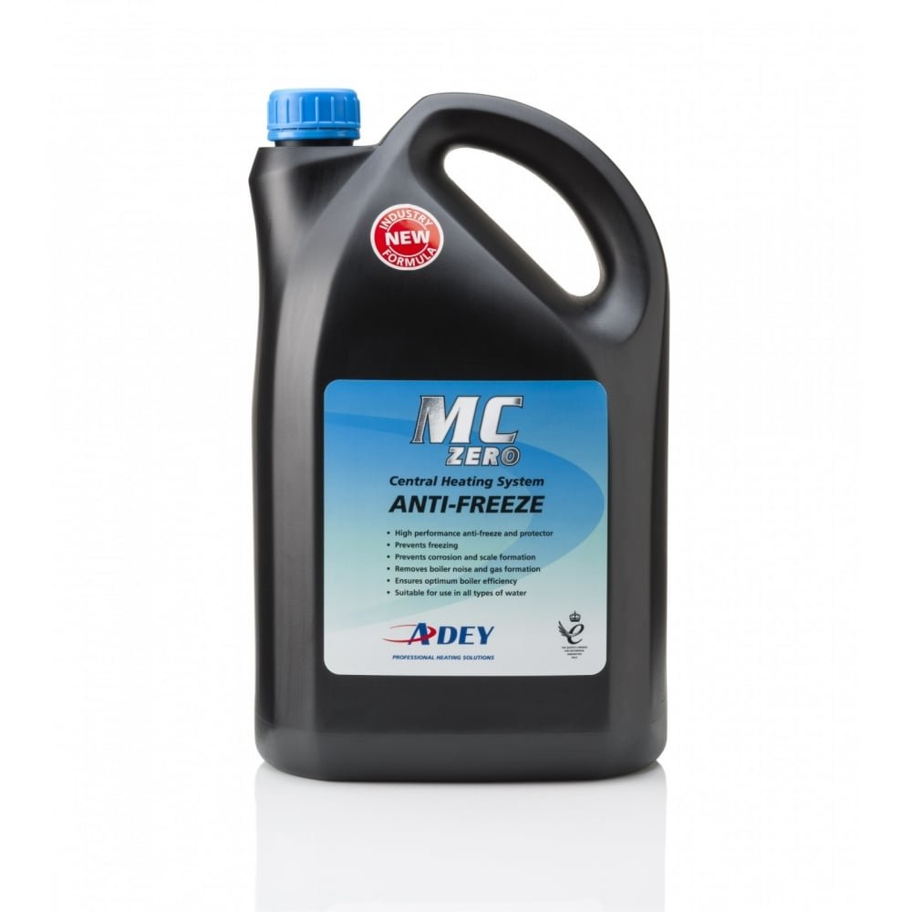 MagnaClean Adey MC Zero Central Heating System Anti Freeze Liquid 5 ...