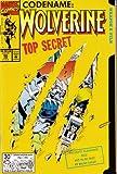 img - for Codename Wolverine Top Secret #50 (Code Name Wolverine, 50) book / textbook / text book