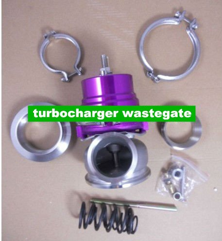 Amazon.com: GOWE Adjustable external turbo 60mm turbo charger turbocharger purple color external wastegate: Home Improvement
