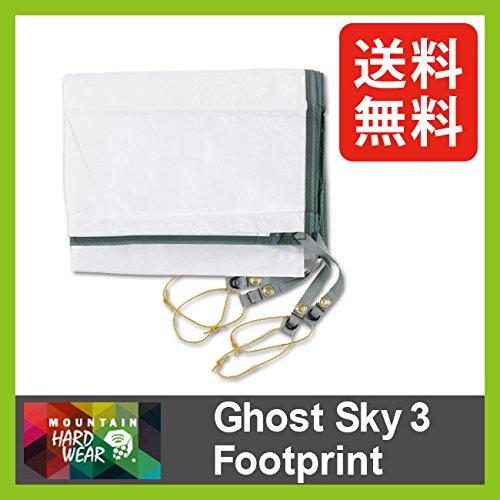 ペインティング静的ジョージエリオットマウンテンハードウェア ゴーストスカイ3フットプリント テント 軽量 フットプリント アウトドア 登山 キャンプ Ghost Sky 3 Footprint