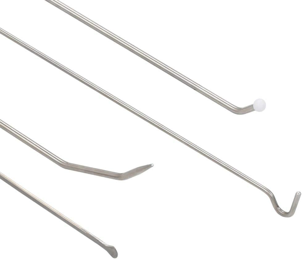 SengentoStyle 8-delige Uitdeukset zonder overspuiten PDR roestvrij staal
