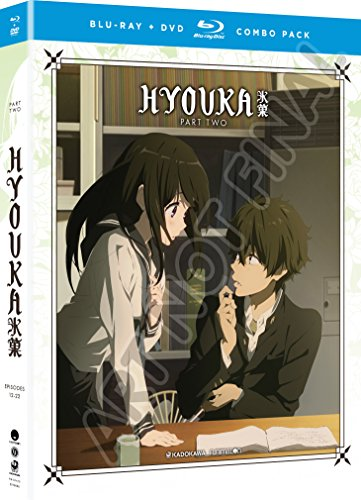HYOUKA: Part Two (Blu-ray/DVD Combo)