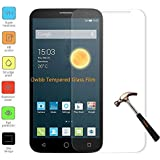 Owbb Protection écran en Verre Trempé pour Alcatel OneTouch PIXI 3(4.0pouce)Smartphone Films de protection Transparents Ultra Clear