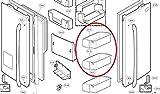 Lifetime Appliance AAP73631503 Door Shelf Bin