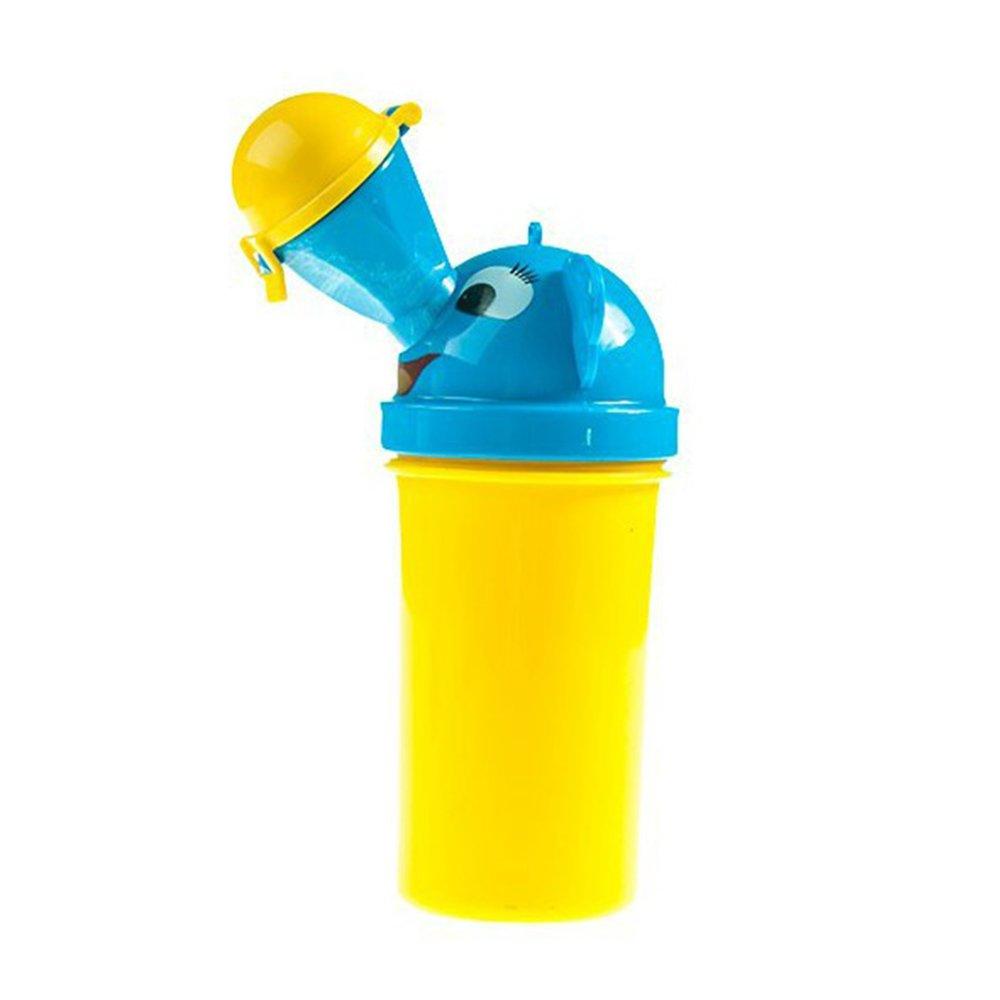 Inodoro de Emergencia Port/átil para beb/é para Acampada Orinal Viajes en Coche y para Ni/ños Rocita