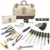 Klein Tools 80028 28-Piece Electrician Tool Set