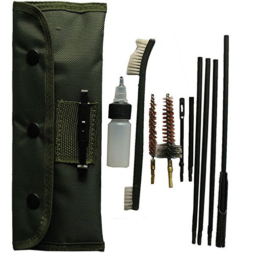 .22 22LR .223 556 Rifle Gun Cleaning Kit Set Cleaning Rod Nylon Brush Cleaner Gun Accessories Clean Tools -  NOGA