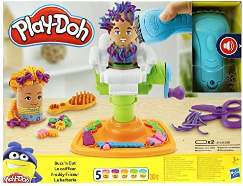 Freddy Friseur Knete für fantasievolles und kre Hasbro Play-Doh E2930EU4