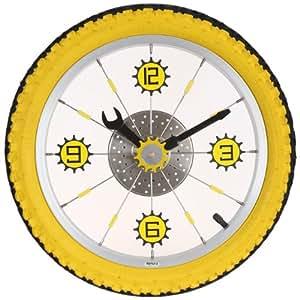 Amazon.com: Maple's Aluminum Bicycle Wheel with Rubber ...