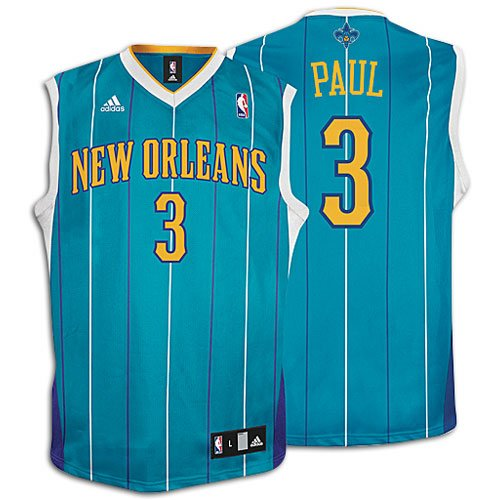 pretty nice c0123 af569 new-orleans-hornets-chris-paul-jersey