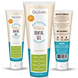 Oxyfresh Pet Gel with Oxygene® - Soothing, Cooling Gel for Hot Spots, Rash and Itching - Perfect Toothpaste for Dogs and Cats - Safe for Oral and External Use - Made in the USA