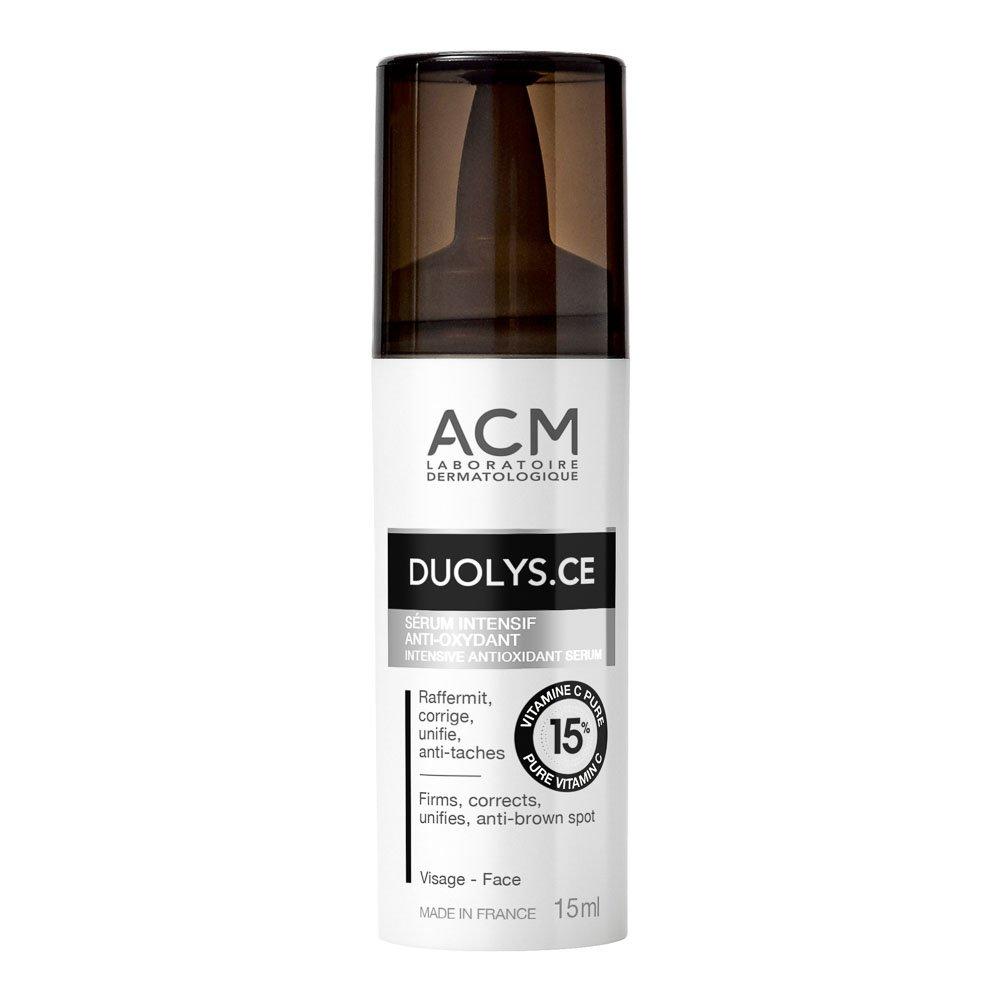 Intensive Antioxidant Serum with Vitamin C pure 15% Duolys CE, 15 ml, Acm
