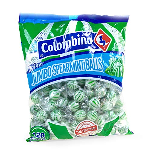 (A Product of Jumbo Spearmint Balls (120 ct.))
