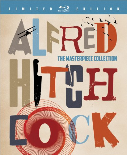 Alfred Hitchcock: The Masterpiece Collection (Limited Edition) [Blu-ray] (2012)